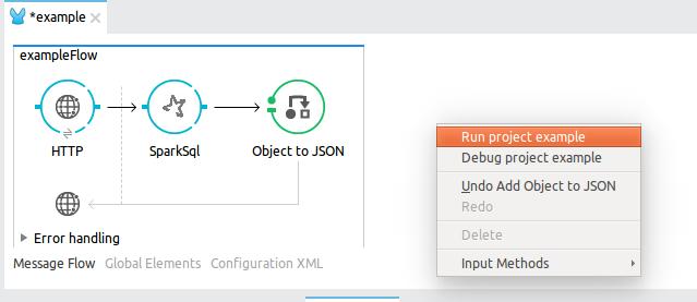 Spark SQL Connector